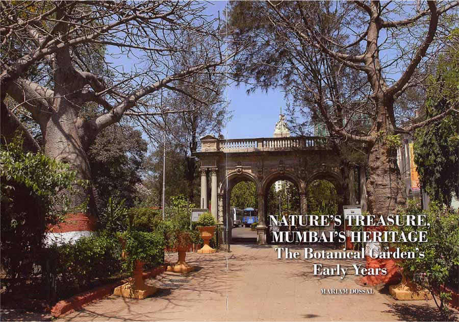 Rani Bagh 150 Years, Chapter II double-spread
